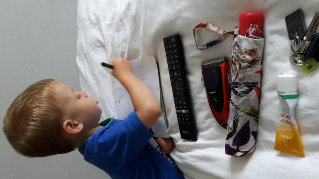 jak zabavit dítě