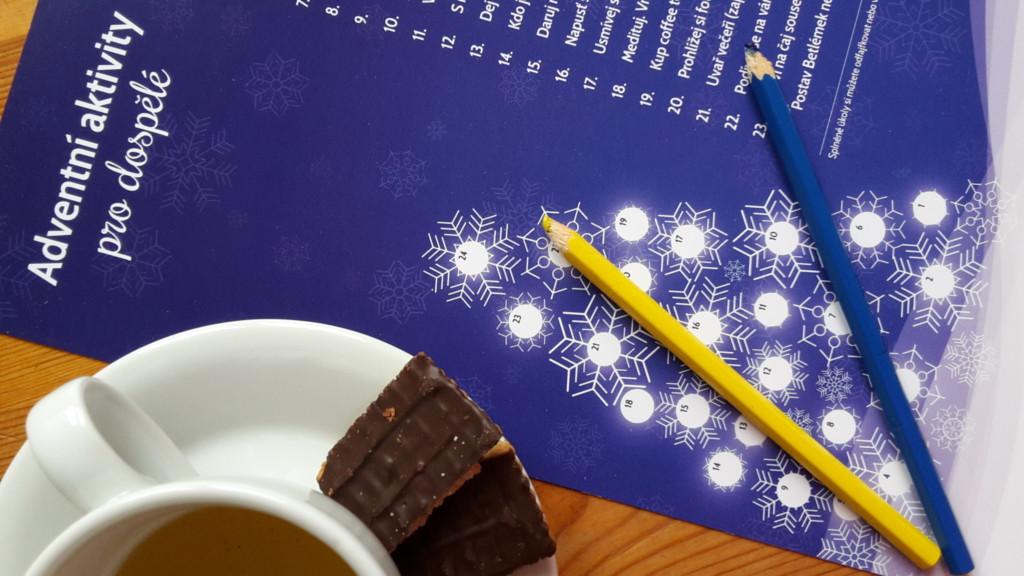 Adventní kalendář - dospělí